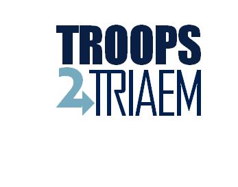 Troops 2 TRIAEM logo